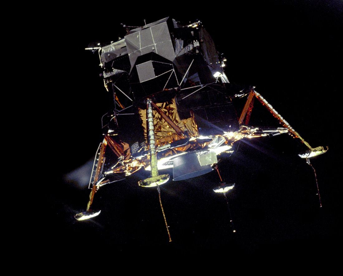 apollo-11-lunar-module-eagle-in-landing-configuration-in-lunar-orbit-from-the-command-and-service-module-columbia